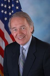 Congressman Ed Markey is a candidate for US Senate in MA special election this April