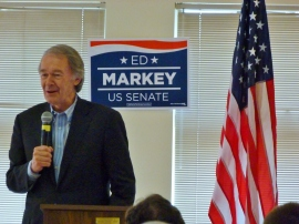 Markey's Cape Cod Kick-off