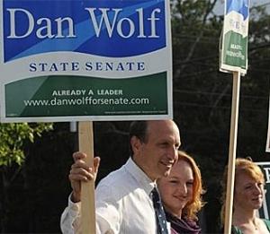 Dan Wolf
