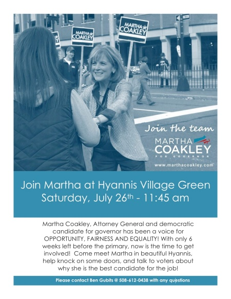Martha - Hyannis Canvass